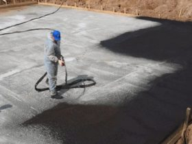 Гидроизоляция фундаментной плиты 5